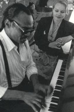 Chuck Brown and Eva Cassidy