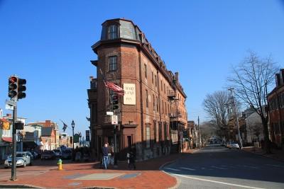 Maryland Inn Annapolis