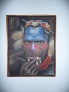 New Guinea Chief