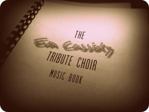 Tribute Choir Music Book