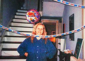 Eva's last birthday