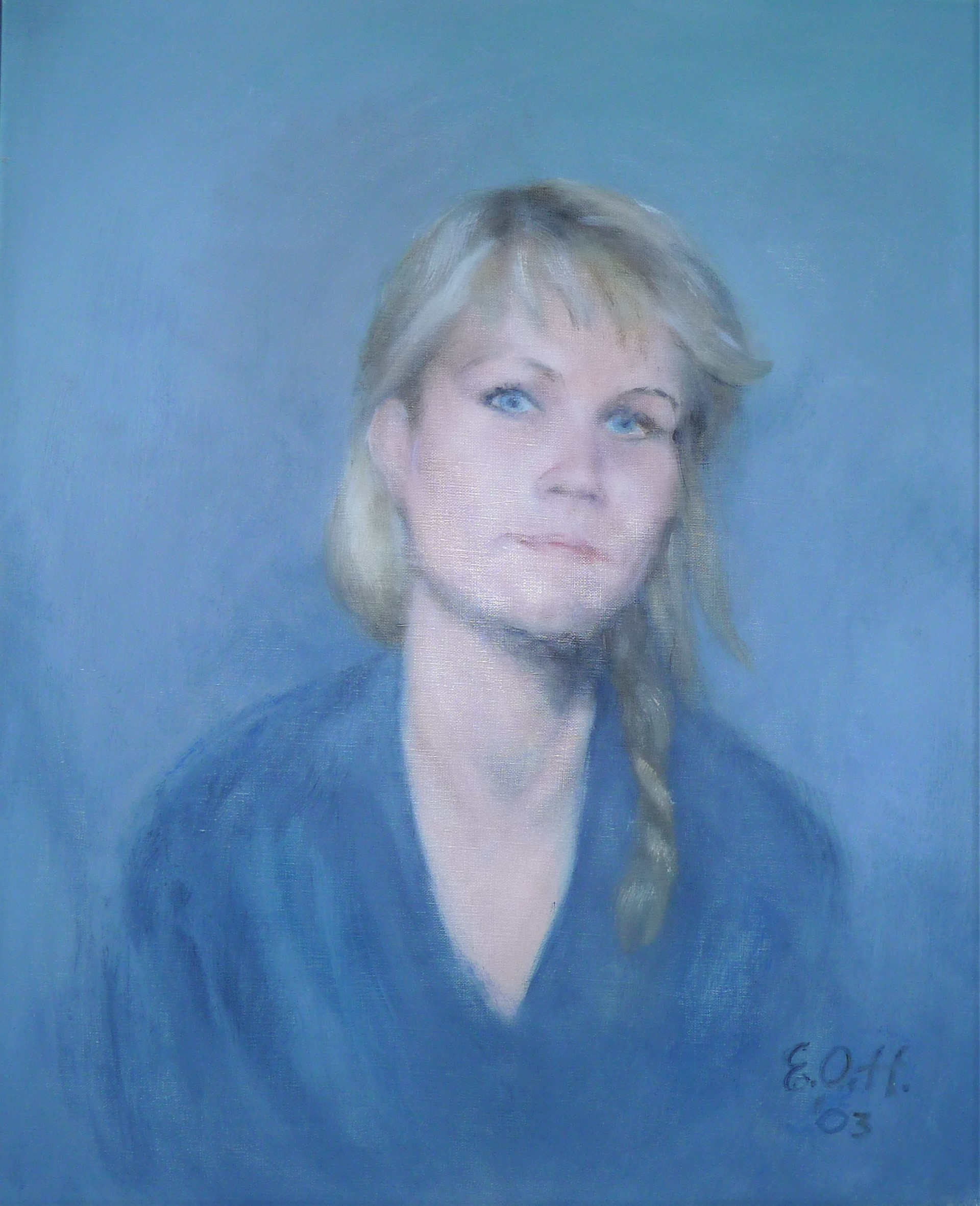 Portrait of Eva Cassidy