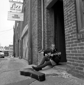 Eva Cassidy in Georgetown