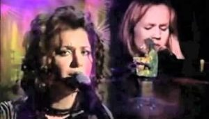 Eva en Katie