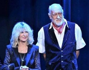 Christine McVie & Mick Fleetwood