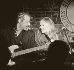 Chris Biondo and Eva Cassidy