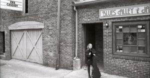 Eva in Georgetown